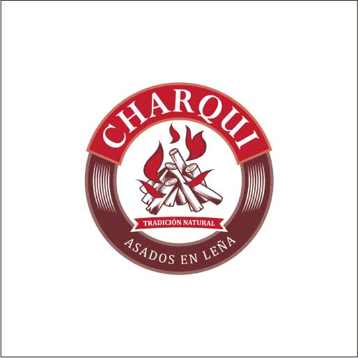 Logo de Charqui+Asados+en+Le%c3%b1a