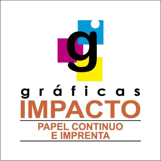 Logo de Gr%c3%a1ficas+Impacto