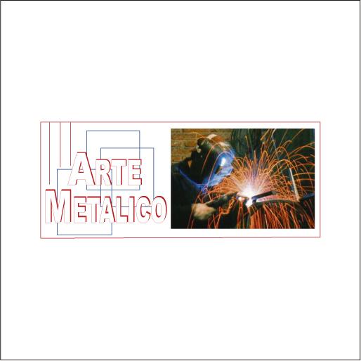 Logo de Arte+Met%c3%a1lico+-+Metal+Mec%c3%a1nica