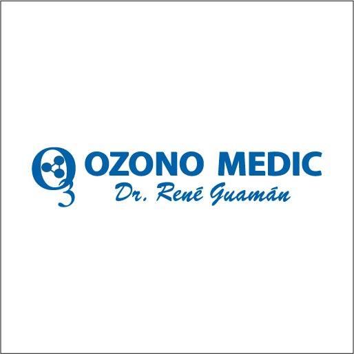 Logo de Ozono+Medic