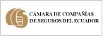 Logo de Cámara de Compañias de Seguros del Ecuador