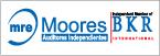 Logo de Moores+Auditores+Independientes