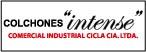 Logo de Colchones+Intense