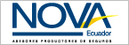 Logo de Novaecuador+S.A.