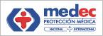 Logo de Medec+-+Protecci%c3%b3n+M%c3%a9dica