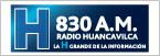 Logo de Radio+Huancavilca