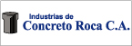 Logo de Industrias+de+Concreto+Roca+C.A.