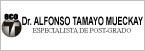 Logo de Tamayo+Mueckay+Alfonso+Dr.