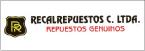 Logo de Recalrepuestos+C%c3%ada.+Ltda.