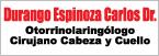 Logo de Durango+Espinoza+Carlos+Lincoln+Dr.