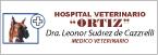 Logo de Hospital+Veterinario+Ortiz