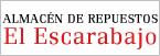 Logo de Almac%c3%a9n+de+Repuestos+El+Escarabajo+