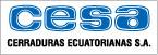 Logo de Cesa+-+Cerraduras+Ecuatorianas