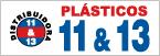 Logo de Distribuidora+de+Pl%c3%a1sticos+11+%26+13