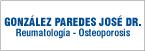 Logo de Gonz%c3%a1lez+Paredes+Jos%c3%a9+Javier+Dr.