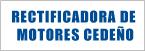 Logo de Rectificadora+de+Motores+Cede%c3%b1o