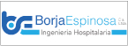 Logo de Borja+Espinosa+C%c3%ada.+Ltda.