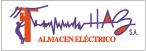 Logo de Almac%c3%a9n+El%c3%a9ctrico+Haz+S.A.