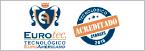Logo de Tecnologico+Euroamericano