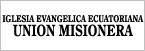 Logo de Iglesia+Evang%c3%a9lica+Ecuatoriana+Uni%c3%b3n+Misionera