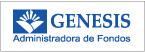 Logo de GENESIS+Administradora+de+Fondos
