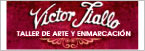 Logo de V%c3%adctor+Fiallo+Taller+de+Arte+y+Enmarcaci%c3%b3n