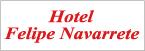 Logo de Hotel+Felipe+Navarrete