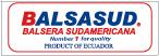 Logo de Balsera+Sudamericana
