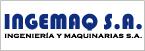 Logo de Ingemaq+S.A.