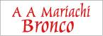 Logo de A+A+Mariachi+Bronco