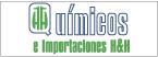 Logo de Qu%c3%admicos+e+Importaciones+H+%26+H