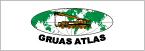 Logo de Grúas Atlas