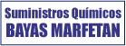 Logo de Suministros+Qu%c3%admicos+Bayas+Marfetan