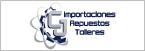 Logo de CJ+Importaciones+Repuestos+Talleres