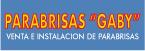 Logo de Parabrisas+Gaby