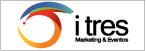 Logo de i+tres