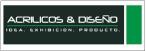 Logo de Acr%c3%adlicos+%26+Dise%c3%b1o