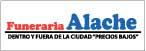 Logo de Funeraria+Alache