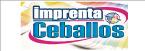 Logo de Imprenta+Ceballos