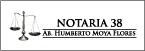 Logo de Notar%c3%ada+38