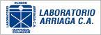 Logo de Laboratorio+Clinico+Arriaga+C.A.