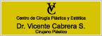 Logo de Dr.+Vicente+Cabrera+S.