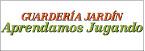 Logo de Guarder%c3%ada+Jard%c3%adn+Aprendamos+Jugando