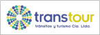 Logo de Transtour+Cia.+Ltda.