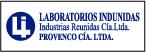 Logo de Laboratorios+Indunidas