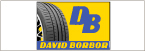 Logo de David+Borbor