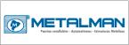 Logo de Metalman
