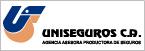 Logo de UNISEGUROS+C.A.
