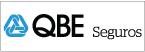 Logo de QBE+Seguros