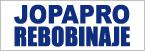 Logo de Jopapro+Rebobinaje